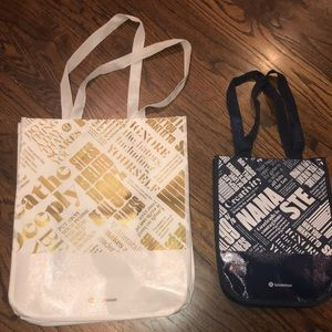 lululemon athletica Bags - Lululemon bag set